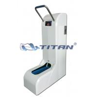 Автомат для надевания бахил TITAN 200M c монетоприемником
