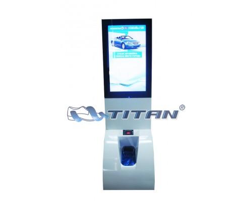 Автомат для надевания бахил TITAN 200 ADV