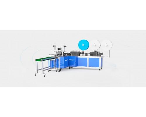 Автоматическая линия для производства медицинских масок FLK120А