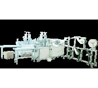 Автоматическая линия для производства медицинских масок HT-PKB17