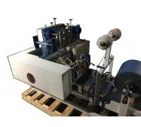 Оборудование для производства бахил с двойным дном из ПНД 1211