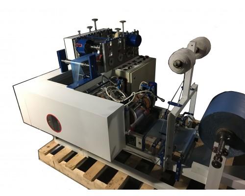 Станок для производства бахил с двойной подошвой из ПНД 1211
